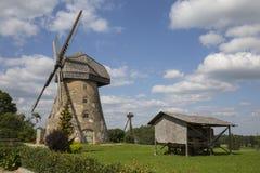 Mill of Araisi Stock Image