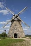 Mill of Araisi Stock Photography