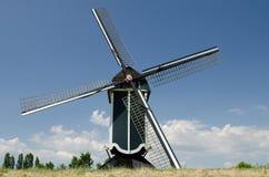 Mill at Batenburg Stock Images