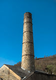 Mill Chimney Stock Photography