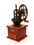 Mill of coffee. It is an antique Stock Photos