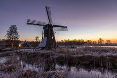 Mill de Wicher Kalenberg Stockfoto