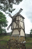 Mill decorative. The mill decorative stands up for a fence Royalty Free Stock Photos