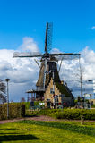 Mill in Holland Royalty Free Stock Images