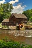 Mill house in Sleepy Hollow. Near New York Stock Photos