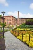 Mill Island in Bydgoszcz Stock Image