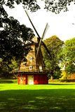 Mill at Kastellet - Copenhagen Stock Images