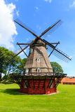 Mill in Kastellet Royalty Free Stock Image