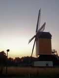 A mill in the morning Stock Photography