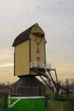 Mill in nijmegen Royalty Free Stock Photography