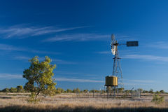 Mill outback Stock Photo
