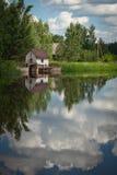 Mill pond Stock Photos
