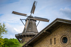 Mill in Potsdam, Germany Stock Photography