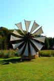 Mill in Romanian Peasant Museum in Dumbrava Sibiului, Transylvania Royalty Free Stock Photography