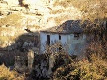 Mill and ruins- Alhama de Granada Royalty Free Stock Photos