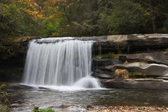 Mill Shoals Falls Royalty Free Stock Photography