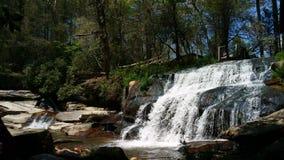 Mill Shoals Falls stock video