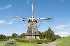 Mill of Waardenburg Stock Image