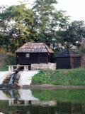 mill water Стоковые Фото
