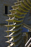 Mill wheel Stock Image