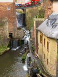 Mill wheel Stock Photos