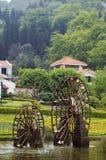 Mill wheel Royalty Free Stock Photo