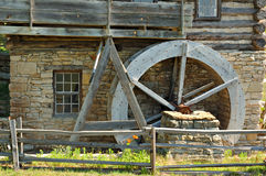 Mill Wheel Royalty Free Stock Photo