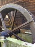 Mill wheel (Poland) Royalty Free Stock Photos