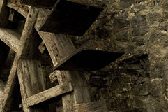Mill Wheel Royalty Free Stock Photography