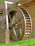 Mill wheel Royalty Free Stock Image