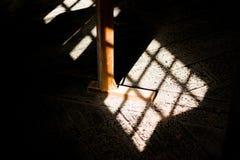 Mill window Stock Photography