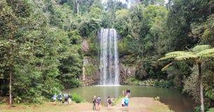 Milla Milla Falls royalty free stock photography