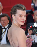 Milla Jovovich Stock Photos
