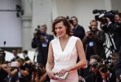 Milla Jovovich Стоковое Изображение RF