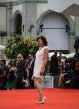 Milla Jovovich Immagine Stock Libera da Diritti