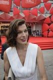 Milla Jovovich Стоковая Фотография