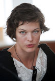 Milla Jovovich Stock Photo