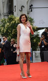Milla Jovovich. Attends the 'Cymbeline' Premiere during the 71st Venice Film Festiva on September 3, 2014 Stock Images