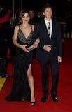 Milla Jovovich, Paul Anderson Royalty Free Stock Image