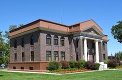 Millard okręgu administracyjnego gmach sądu Fotografia Royalty Free
