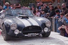 Millas 1000 Sport de la República la Argentina imágenes de archivo libres de regalías