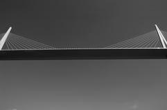 Millau bridge Stock Photos