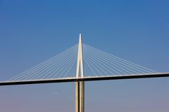 Millau Viaduct Royalty Free Stock Image