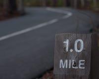 1 mille Image libre de droits