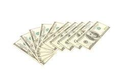 Mille dollari Fotografia Stock Libera da Diritti