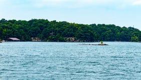 Mille isole vicino a Kingston Ontario fotografie stock
