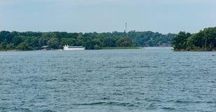 Mille isole vicino a Kingston Ontario immagine stock libera da diritti