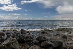 Mille Lacs Jeziorni Zdjęcie Royalty Free