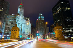 Mille magnifique Chicago Photo stock
