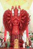 Mille mani Guan Yin Immagine Stock